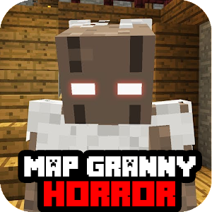 Map Granny Horror for MCPE For PC (Windows & MAC)