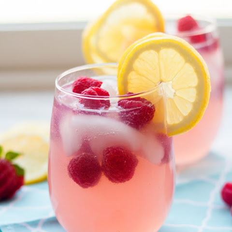 Raspberry Lemonade Sangria