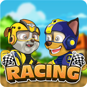 Paw Puppy Racing Patrol Icon