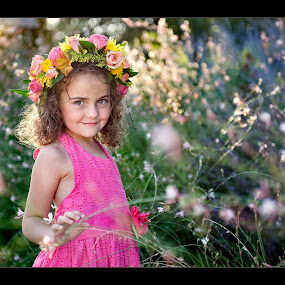 www.melissapapajphotography.com by Melissa Papaj - Babies & Children Child Portraits ( child, girl, female, flowers, garden,  )