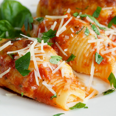 Stuffed Shells {Freezer Meal}