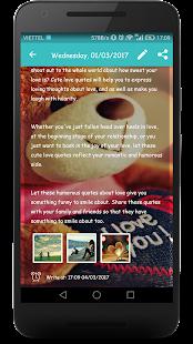 Free Love Diary Memory - Write Secret Diary with Lock APK for Windows 8
