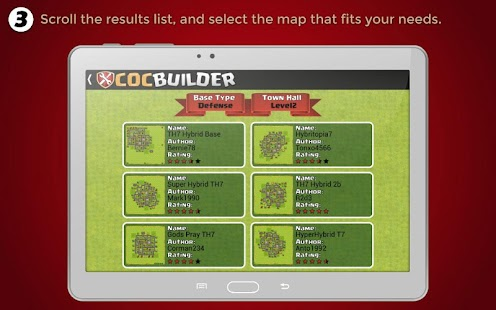 Builder for clash of clans free android app market for Home builder app