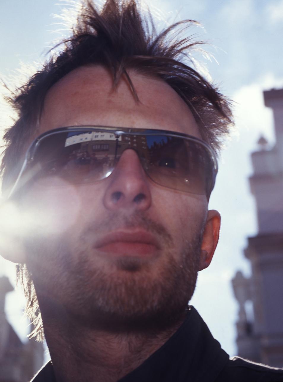 Thom Yorke (rockin'on magazine)