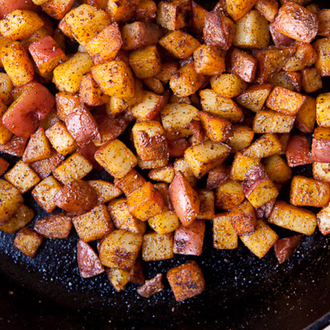 Homemade Home Fries