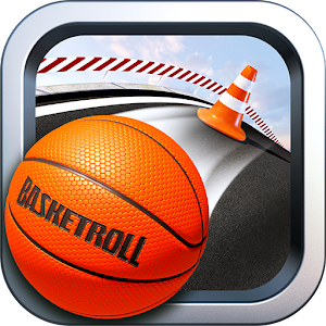 BasketRoll: Rolling Ball Game For PC (Windows & MAC)