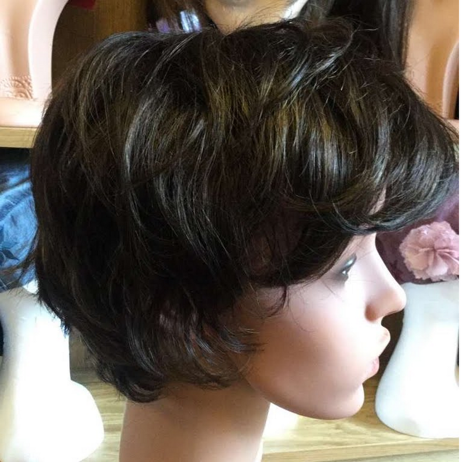 Jolie wig (SALE)