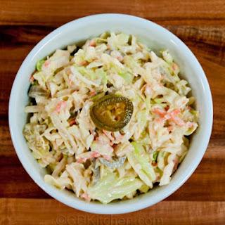 Jalapeno Coleslaw Recipes