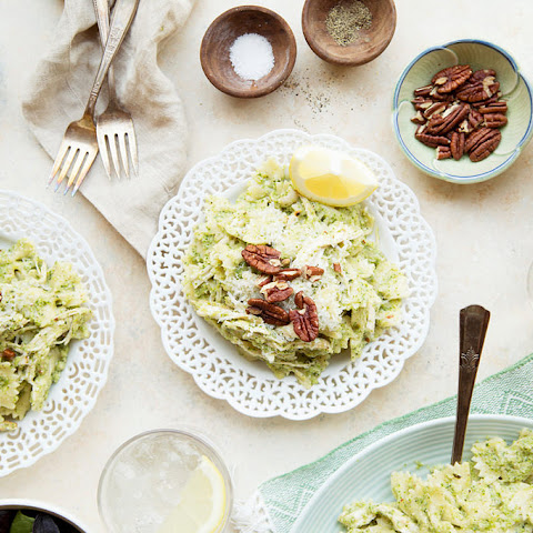 Chicken Florentine Pesto Pasta Recipes — Dishmaps