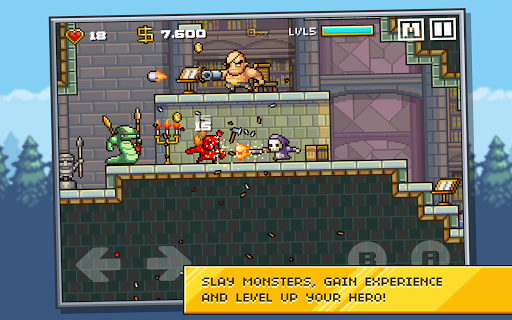 Devious Dungeon 2 - screenshot