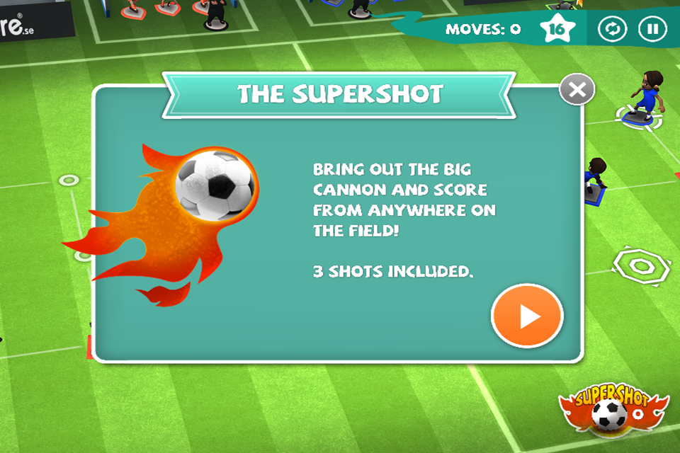 Find a Way Soccer: Women's Cup Screenshot 4