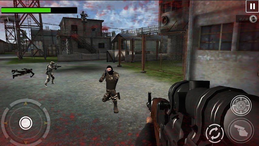 android Sniper Enemy Killer 2016 Screenshot 3