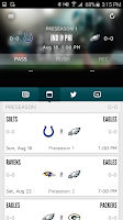 Screenshot of Eagles Official Mobile