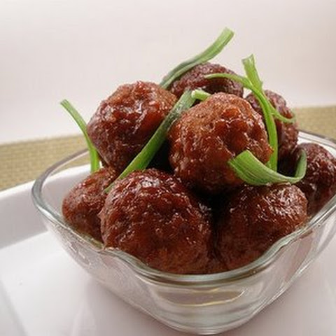 Crock pot BBQ Meatballs