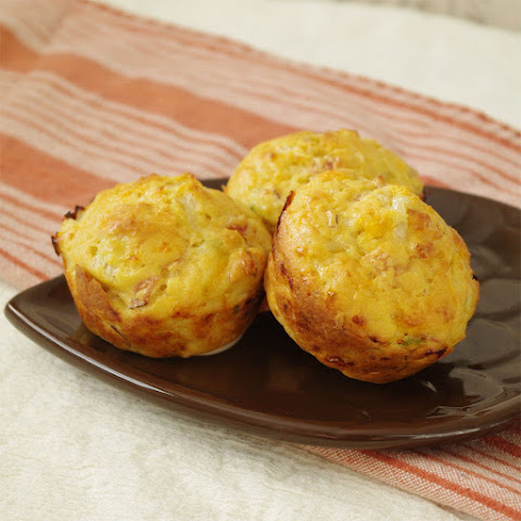 Cottage Cheese Breakfast Muffins