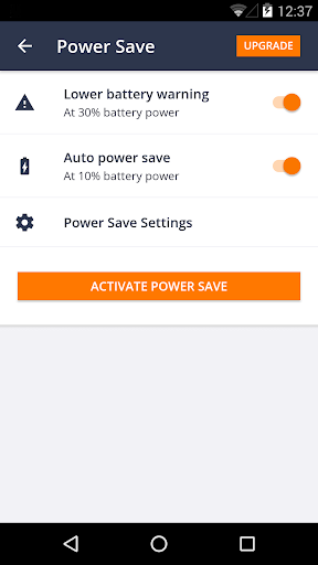 AVG AntiVirus 2018 for Android Security screenshot 3