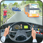 Game Coach Bus Simulator Parking apk for kindle fire