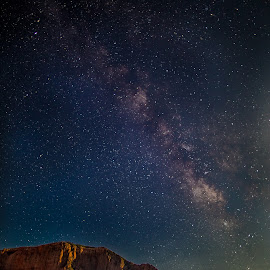 by Jeff Pedersen - Landscapes Starscapes