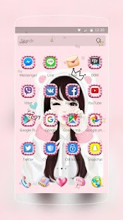 Anime Theme for Samsung J7 - screenshot