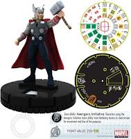 """Фигурка """"Heroclix Marvel"""" The Avengers Movie Marquee Figure Brick"""