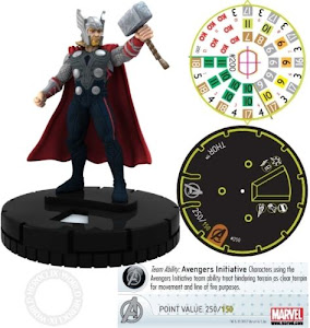 "Фигурка ""Heroclix Marvel"" The Avengers Movie Marquee Figure Brick"