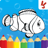 Game Coloring games for kids animal apk for kindle fire