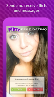 Flirtz Discreet Dating App - screenshot