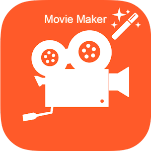 Movie Maker is the best video, movie editor, photo slideshow ,movie editing apps APK Icon
