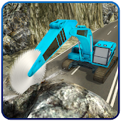 Heavy Excavator Rock Mining 3D APK for Ubuntu