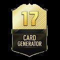 FUT 17 Card Creator FIFA APK for Bluestacks