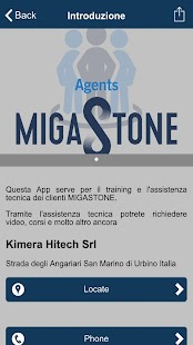 Migastone Customer Care - screenshot