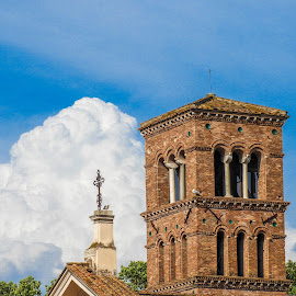 Church Bells by Jerry Cahill - Buildings & Architecture Places of Worship