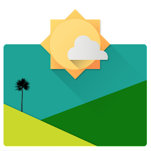 Weather Forecast Widgets and Clock (Animated)