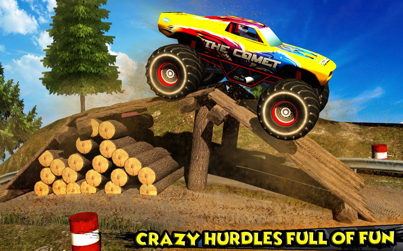 Monster Truck Rider 3D Screenshot 5