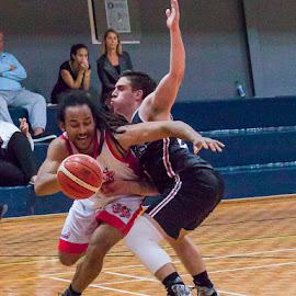 by Cheryl Waring - Sports & Fitness Basketball