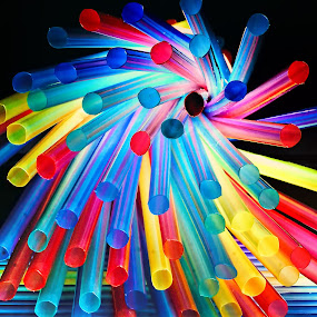 Straws V2 by Heru Sulistiono - Artistic Objects Other Objects