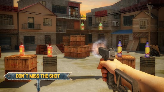 APK Game Bottle Shoot 3D Game Expert for BB, BlackBerry