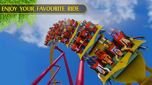 Roller Coaster Rush Sim