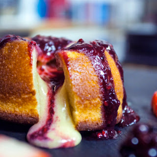 White Chocolate Lava Cake Recipes
