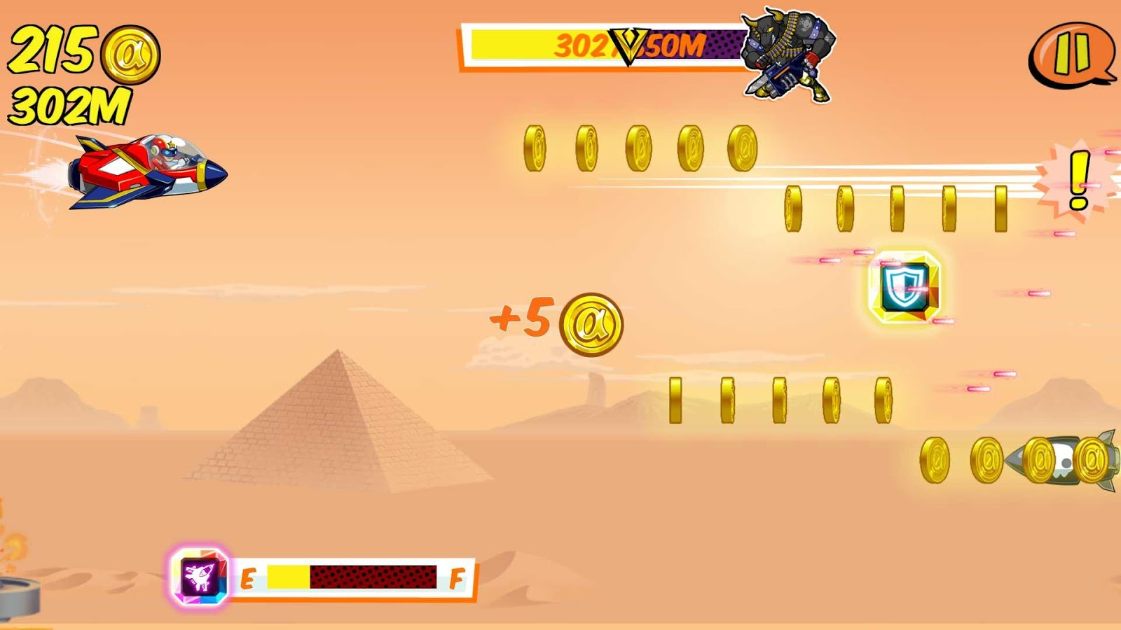 Run Run Super V Screenshot 3