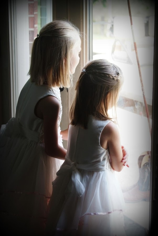 Two girls by Brenda Shoemake - Wedding Other