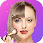 Selfie Makeover - Photo Editor & Filter