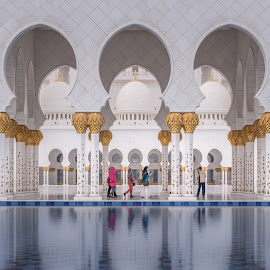 Grand Masjid 5 by Walid Ahmad - Buildings & Architecture Places of Worship ( masjid, uae, visit, abu dhabi, travel, city )