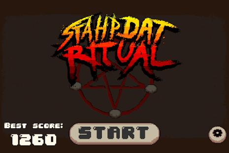 Stahp Dat Ritual - screenshot