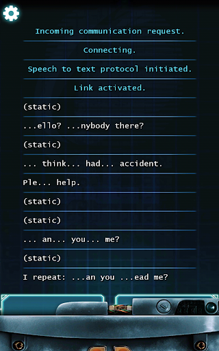 Lifeline: Whiteout - screenshot