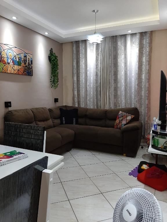 Apartamento à venda por R$ 225.000,00 - Núcleo Residencial Satélite - Várzea Paulista/SP