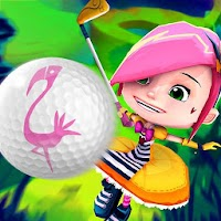 Alice in Wonderland PuzzleGolf For PC (Windows And Mac)