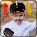 Boboy Dressup Photo Editor Icon