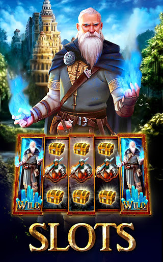 Wizards Magic Slot Machines - screenshot