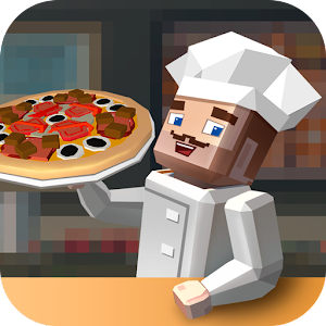 Pixel Pizzeria Cooking Chef